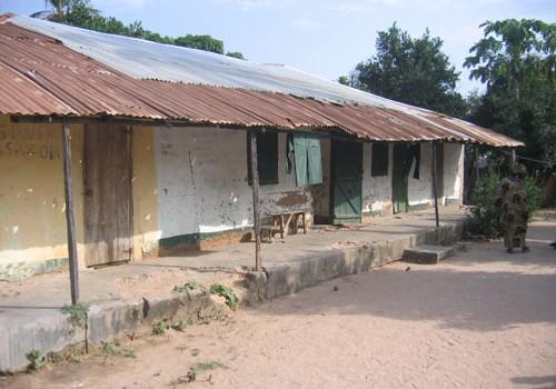 Gambia Houses